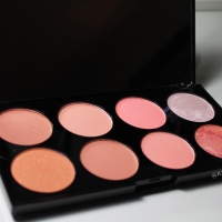 "MAKEUP REVOLUTION: Ultra Blush and Contour Palette in ""Hot Spice"""
