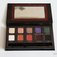 ANASTASIA BEVERLY HILLS: AMREZY EYE SHADOW PALETTE (REVIEW AND SWATCHES)