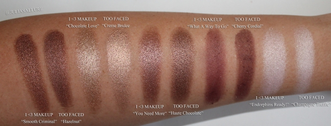 CHOCOLATE BAR DUPE 087