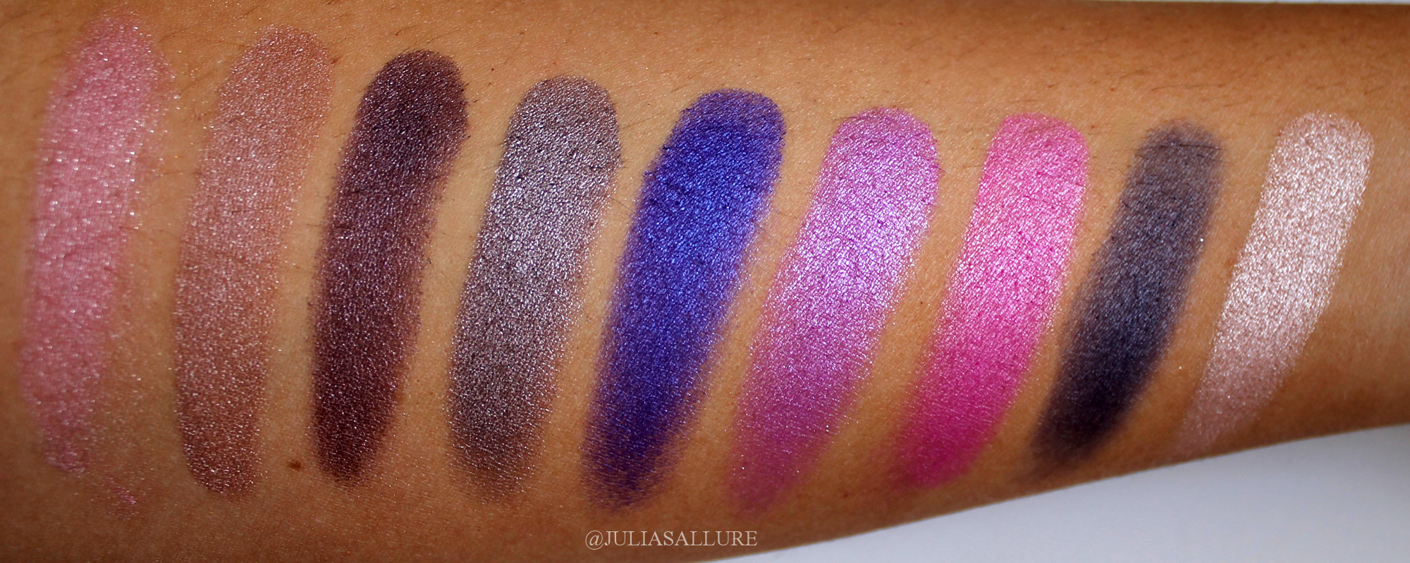 Wild & Free Baked Eyeshadow Palette by BH Cosmetics #20