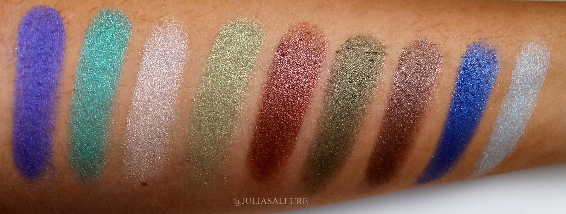 Wild Child Baked Eyeshadow Palette by BH Cosmetics #9