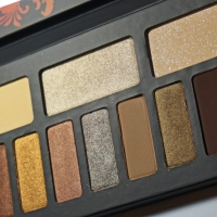 Kat Von D: Monarch Eyeshadow Palette (Review & Swatches)