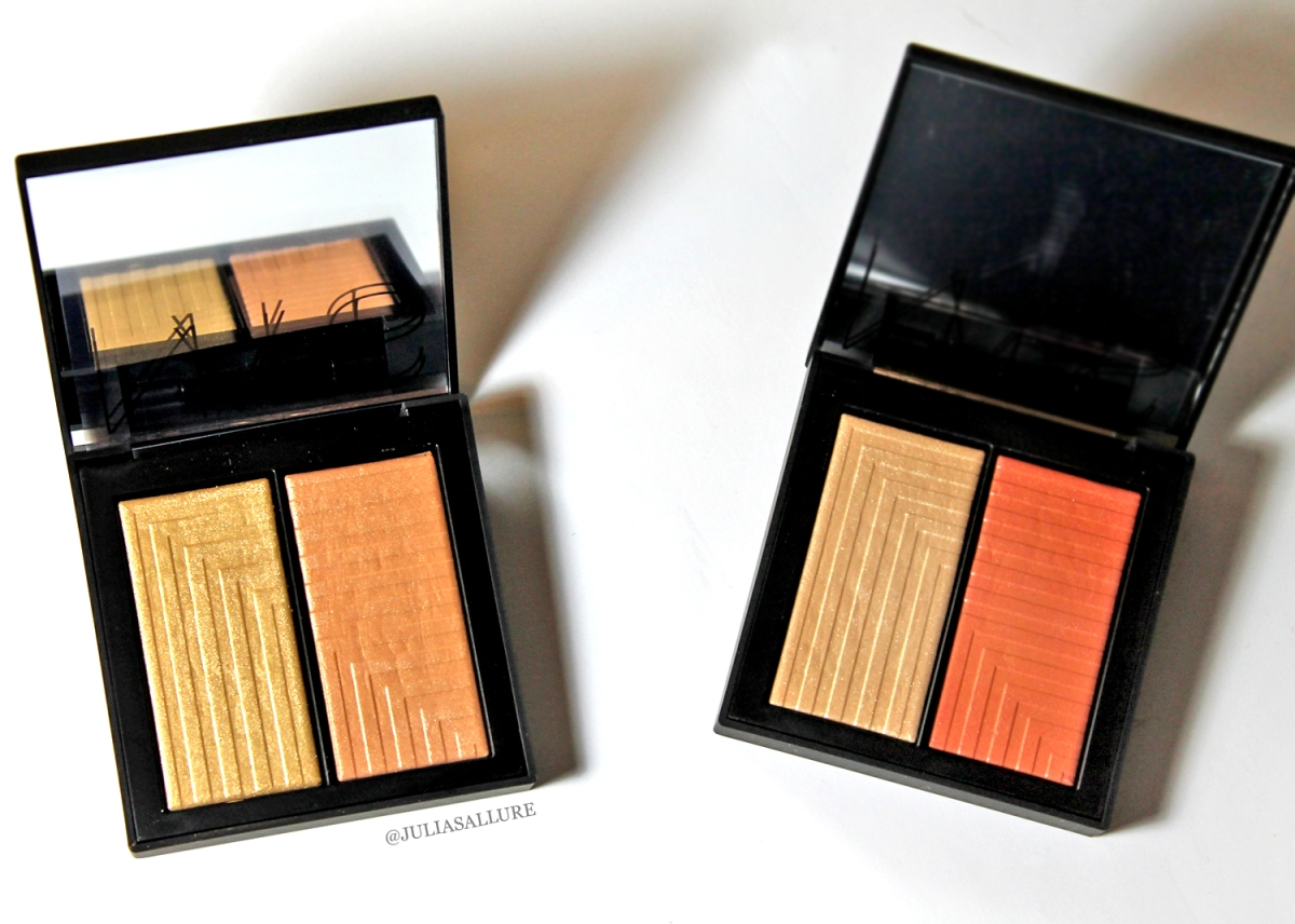 nars dual intensity blush in jubilation frenzy swatches review juliasallure. Black Bedroom Furniture Sets. Home Design Ideas