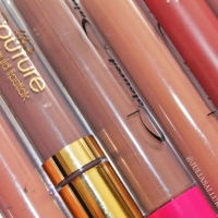My Current Favourite Nude Liquid Lipsticks