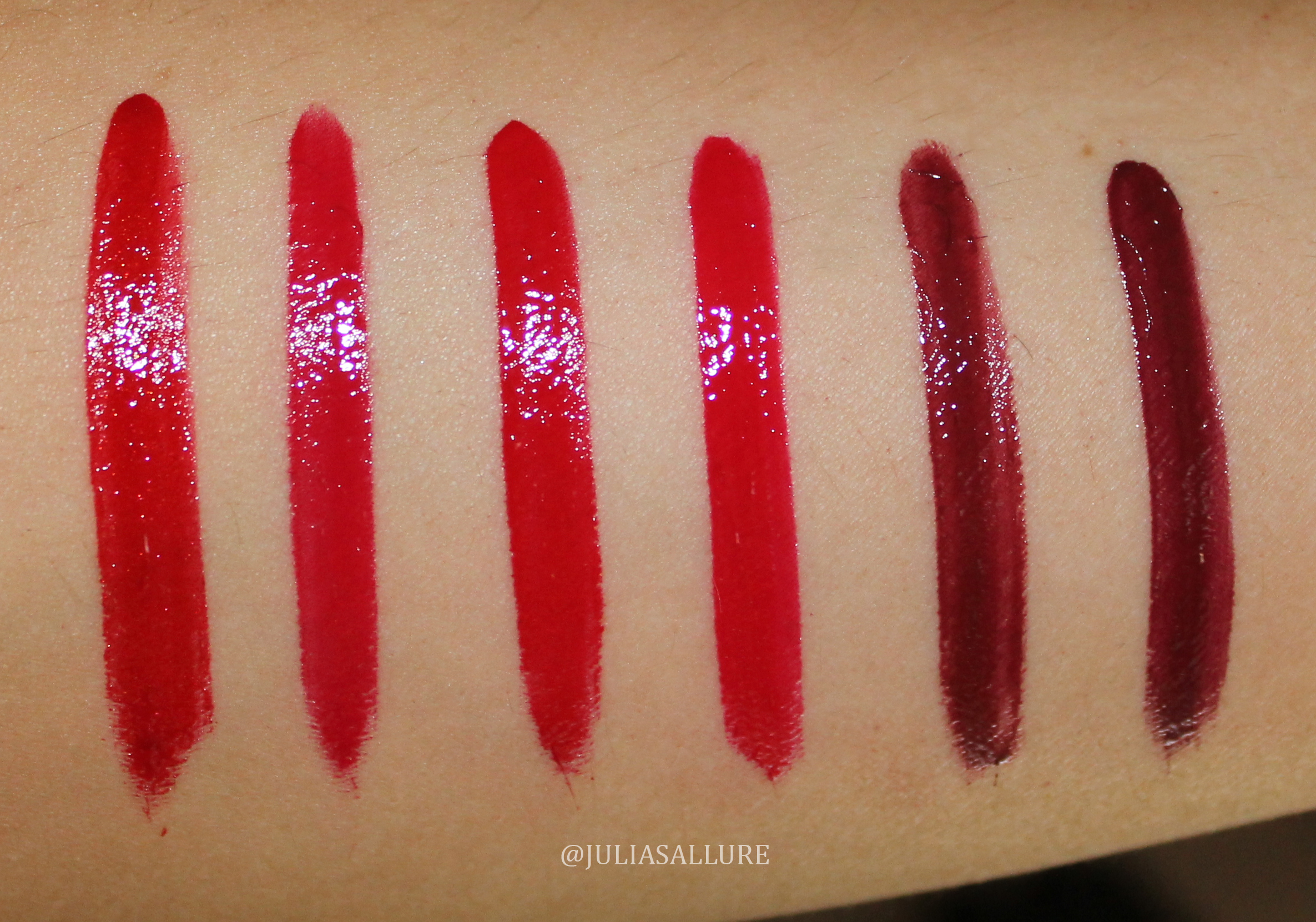 Anastasia Beverly Hills Entire Lipgloss Collection