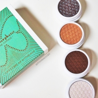 COLOURPOP COSMETICS X COFFEE BREAK WITH DANI: METAMORPHOSIS EYESHADOW QUAD