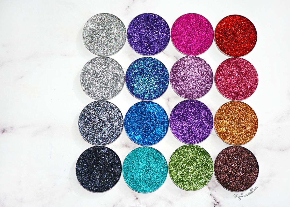 OPV Press Glitter (Swatch & Review)