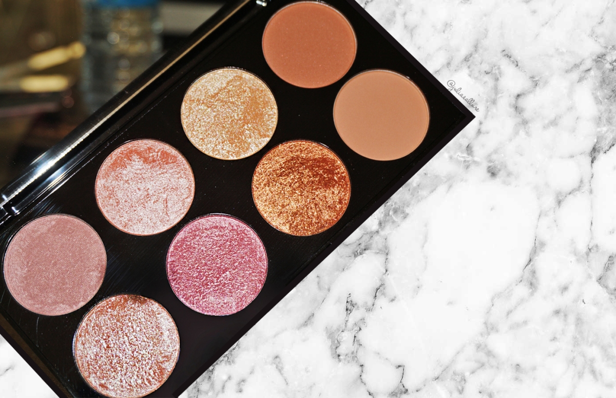 Makeup Revolution: Golden Sugar 2 Palette - Blush, Bronze & Highlight