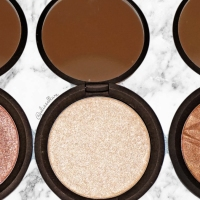 """BECCA Highlights in """"Moonstone"""", """"Rose Gold"""" & """"Bronzed Amber"""""""