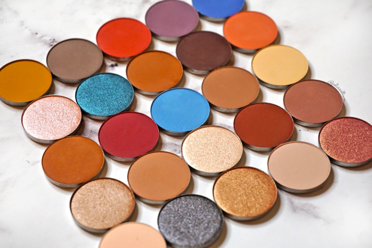 ColourPop Pressed Powder Shadows