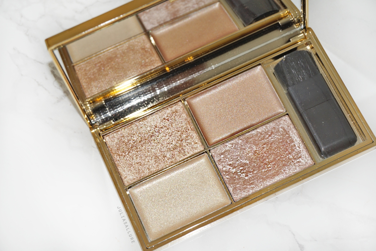 "Sleek MakeUP Highlighting Palette ""Cleopatra's Kiss"""
