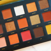 Beauty Glazed: Sunset Dusk Eyeshadow Palette