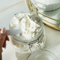 DIY ALL-NATURAL WHIPPED BODY BUTTER!